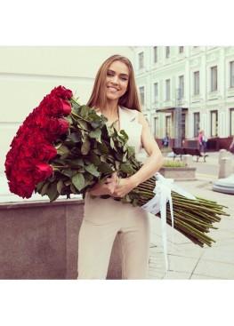Розы 120 см.