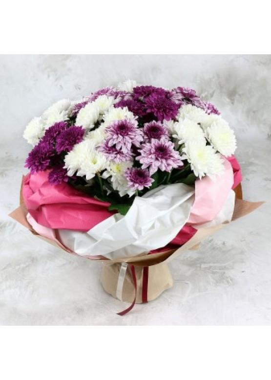 Хризантемы для любимой