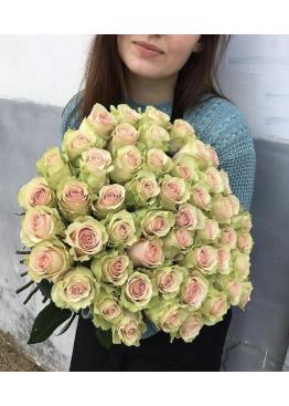 51 розы Фрутто